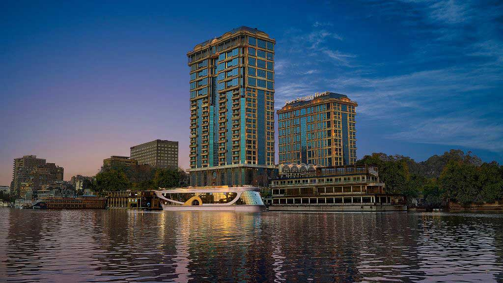 Four Seasons Cairo First Residence safers7